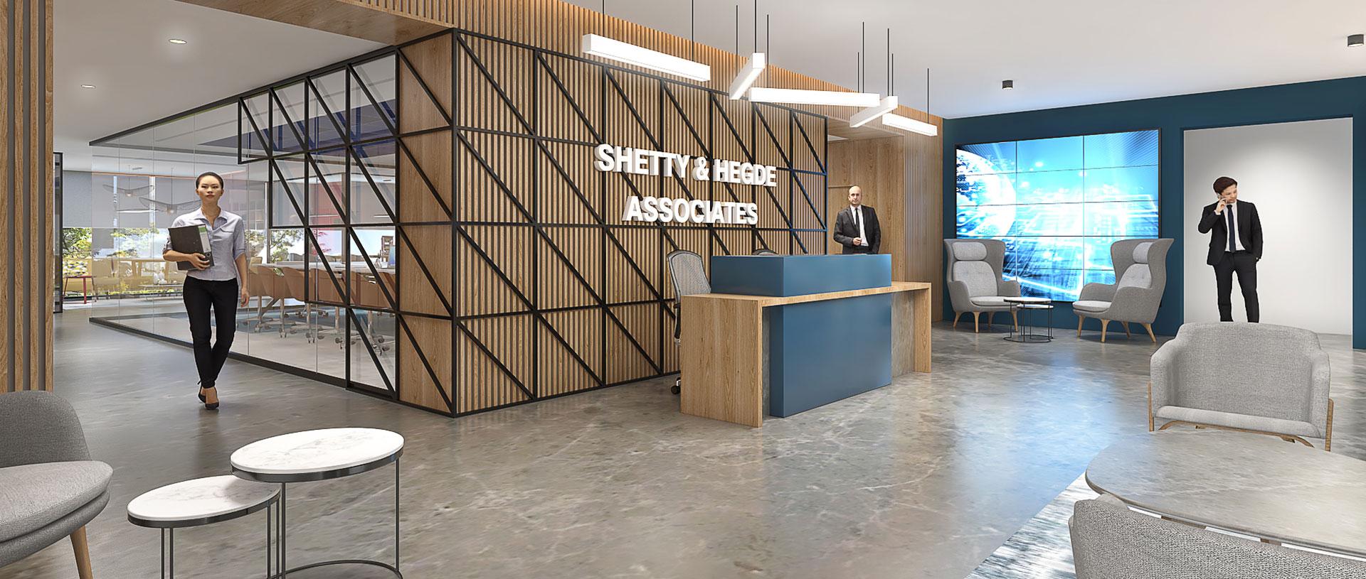 Hegde Associates Office